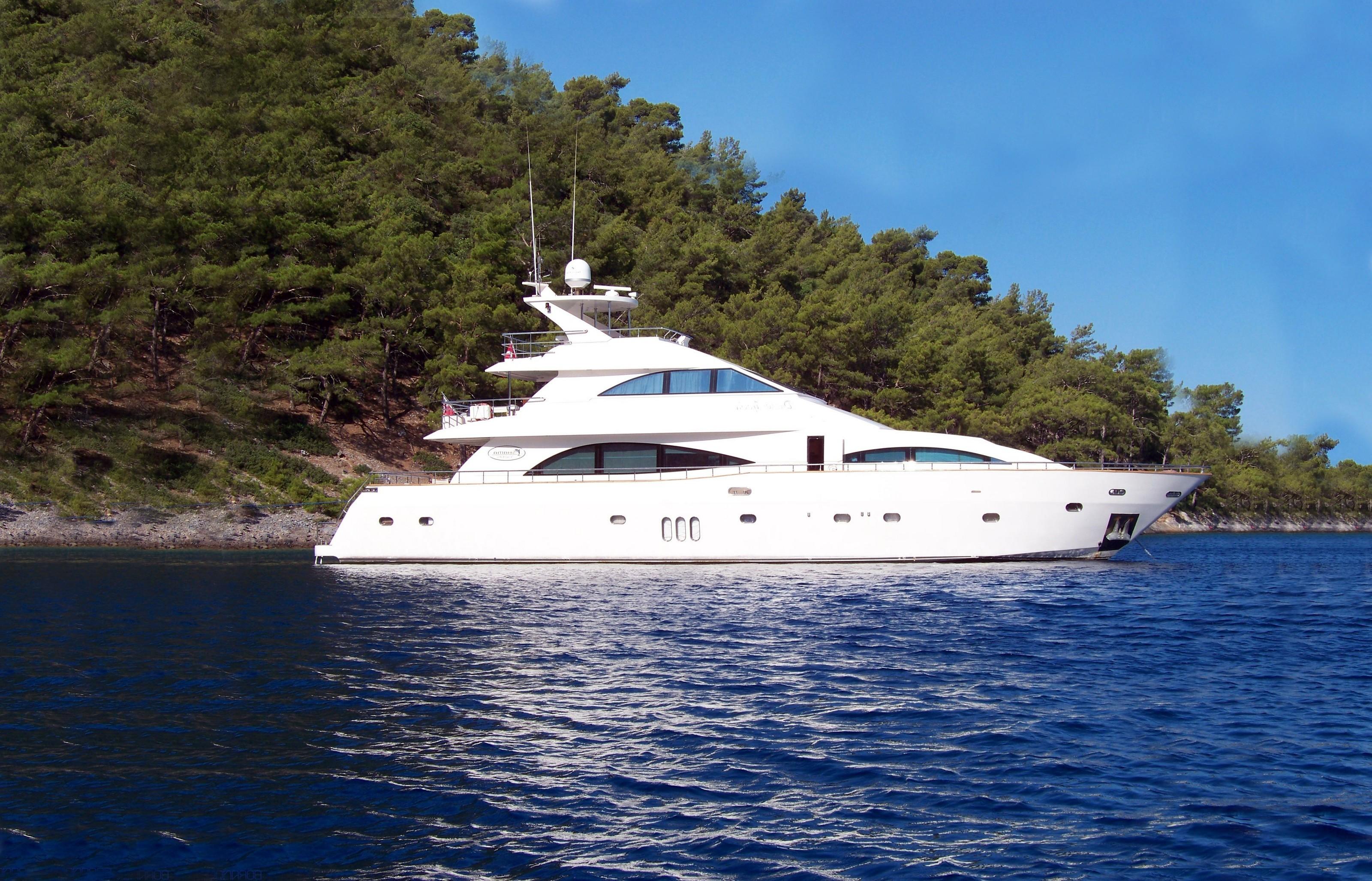 yacht a motore in vendita master1
