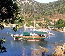 Noleggio barche Gocek fethiye