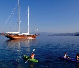 Noleggio Barche Gocek marmaris