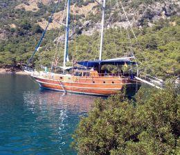 Noleggio Barche Marmaris Gocek